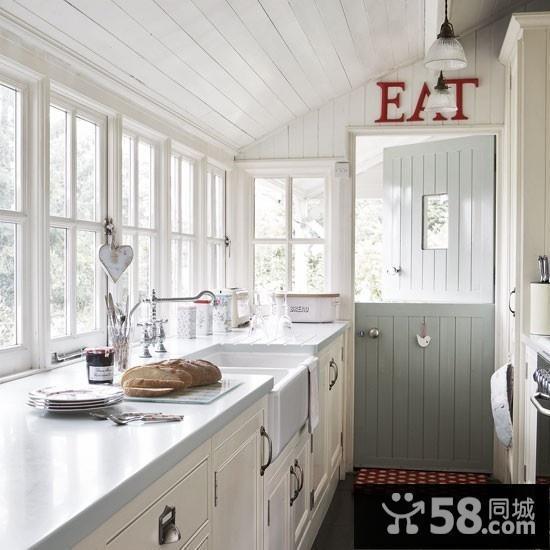 6平厨房橱柜效果图
