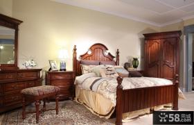 美式卧室装修图片欣赏
