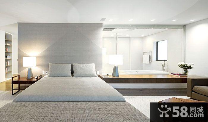 客厅装修图现代简约风格