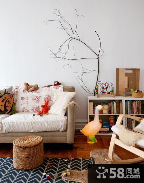 小户型客厅简装