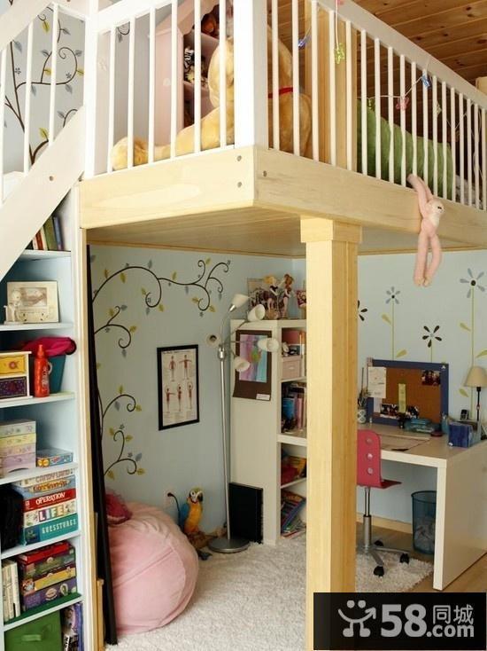 二居室小户型装修图