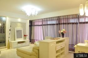 简约客厅欧式家具图片