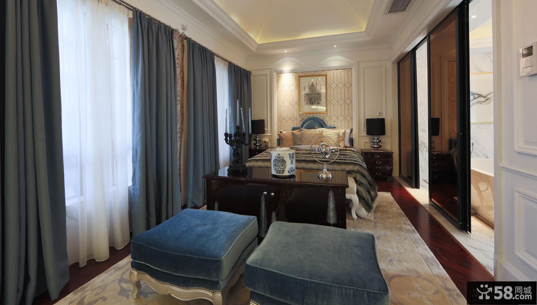 复式卧室效果图欣赏大全