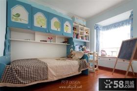 儿童房飘窗设计图欣赏