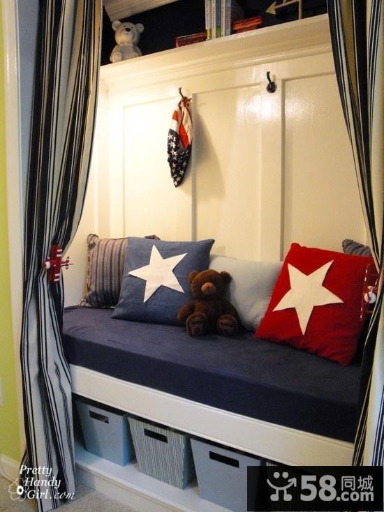 小户型房间装饰图片