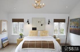 2013最新的现代风格卧室装修效果图大全
