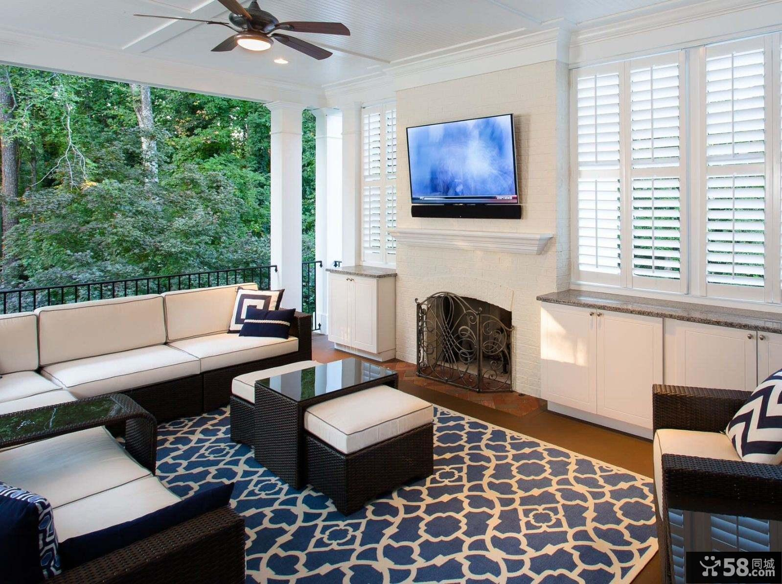 美式风格的家具