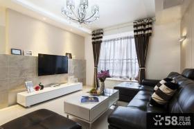 现代精致客厅家具设计