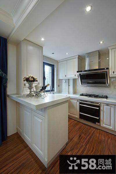 厨房欧式装修风格