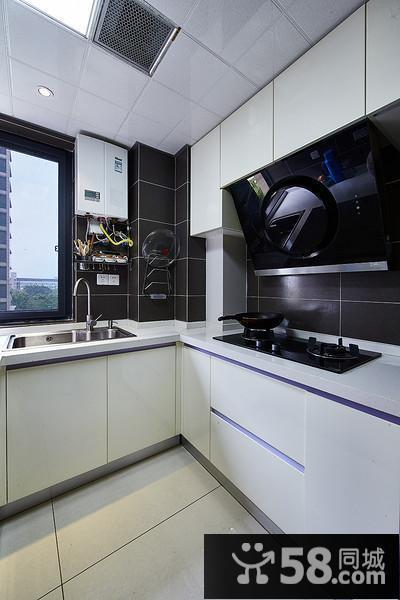 欧式装修风格厨房