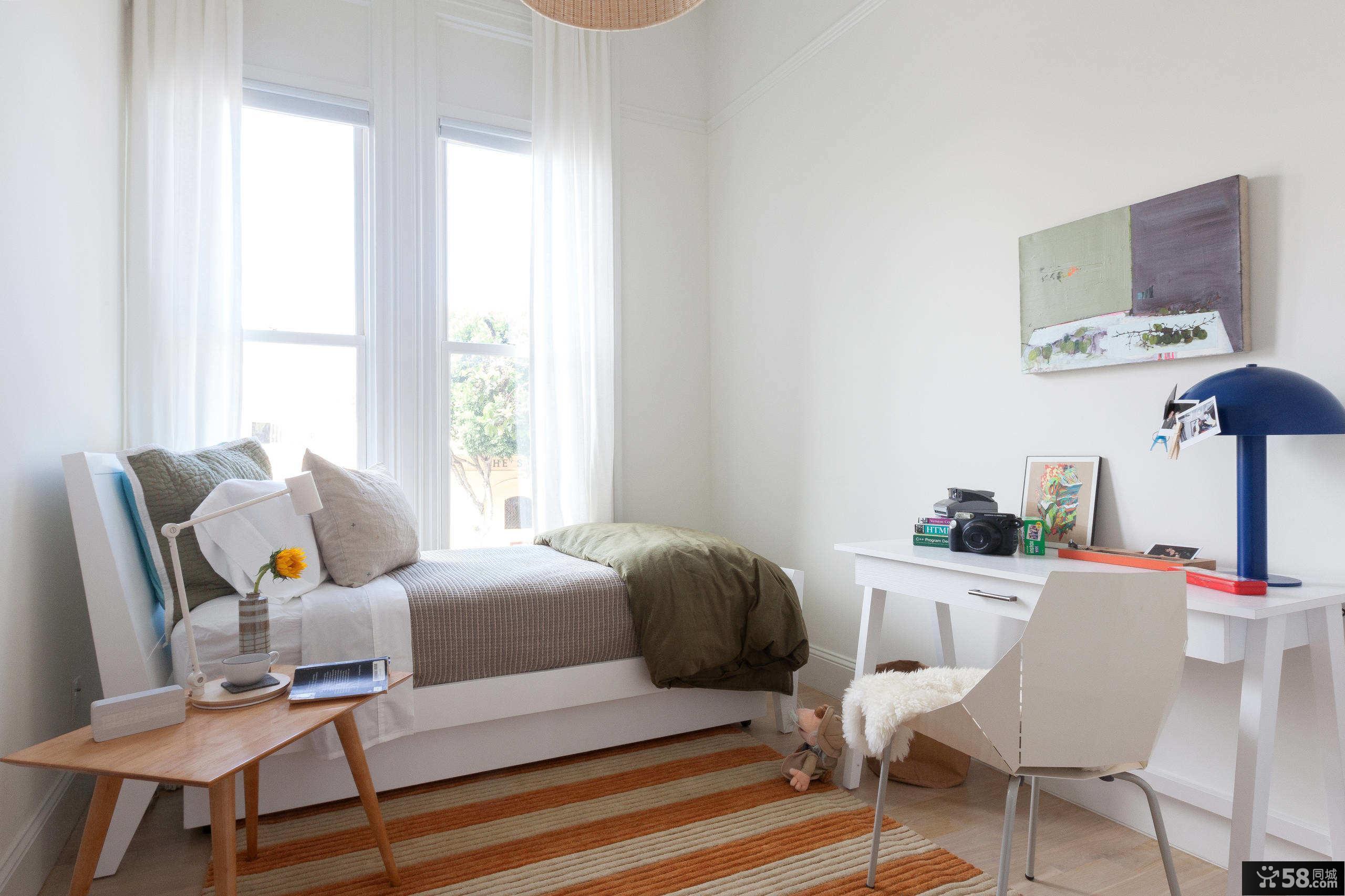 小客厅背景墙效果图