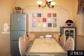 日式家庭小餐厅设计图片欣赏大全
