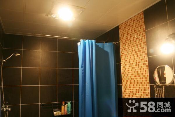 现代简约风格装修图片卫生间