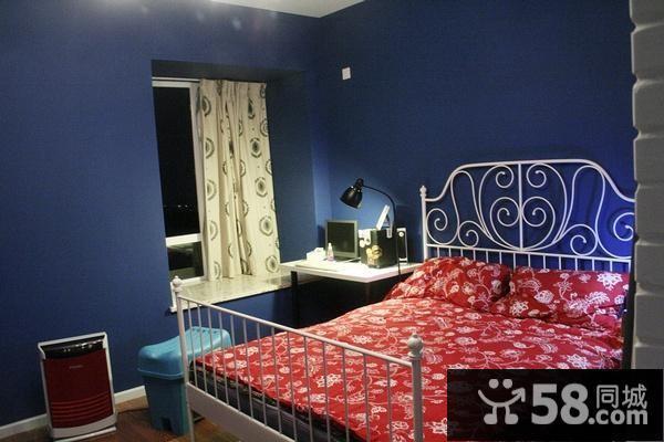 现代简约风格装修图片卧室