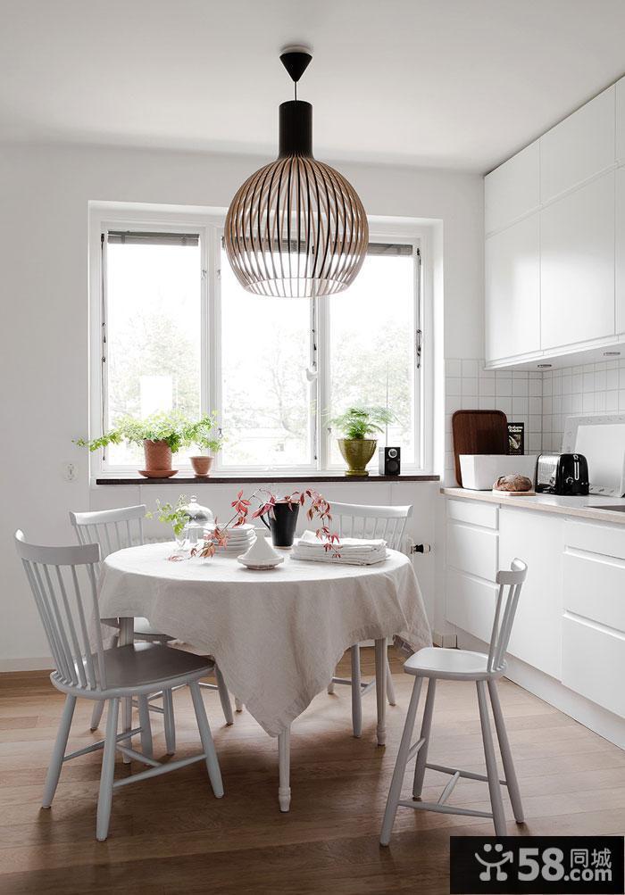 现代美式风格厨房