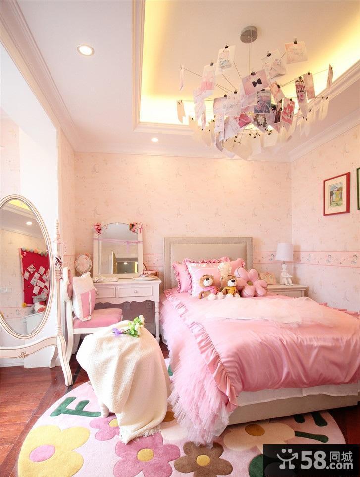 女孩卧室壁纸