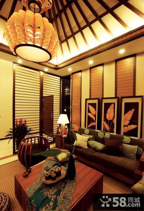 一室一厅小户型设计图
