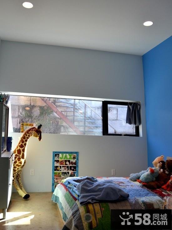 电视背景墙简约现代风格