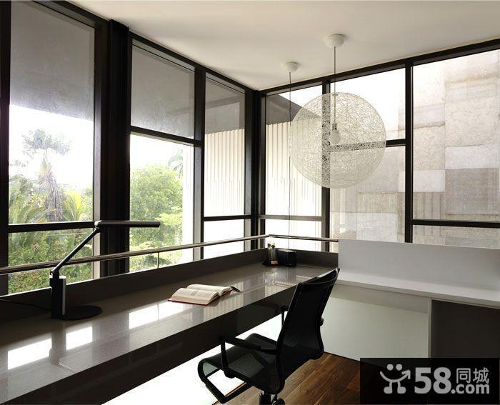 客厅现代简约风格效果图