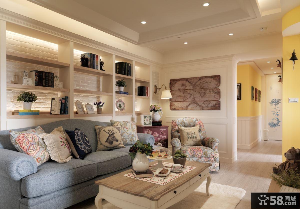 别墅中式家装