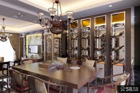 中式家居餐厅装修