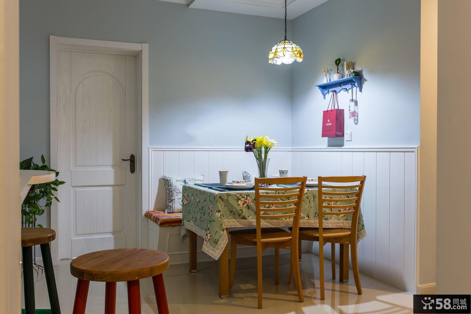 美式乡村风格装修图片卧室