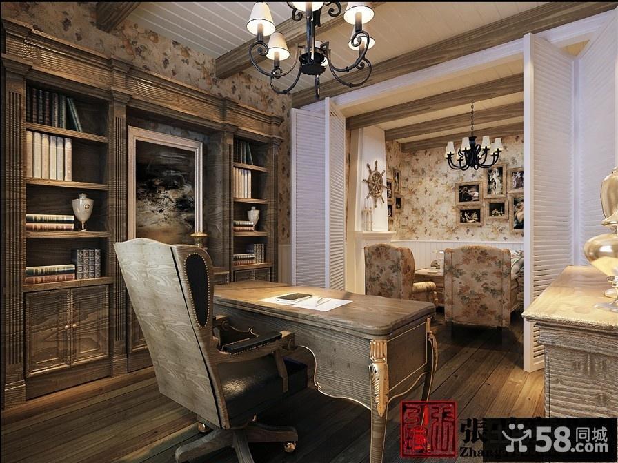 欧式客厅装饰图片