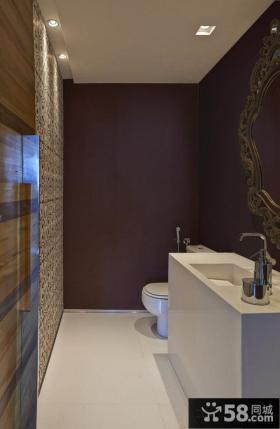 日式装修卫生间图片大全欣赏