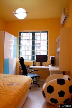 儿童房卧室装修设计效果图大全2013图片