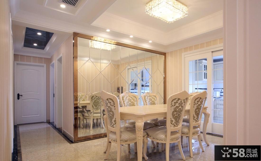 新中式客厅装修效果图大全2016图片