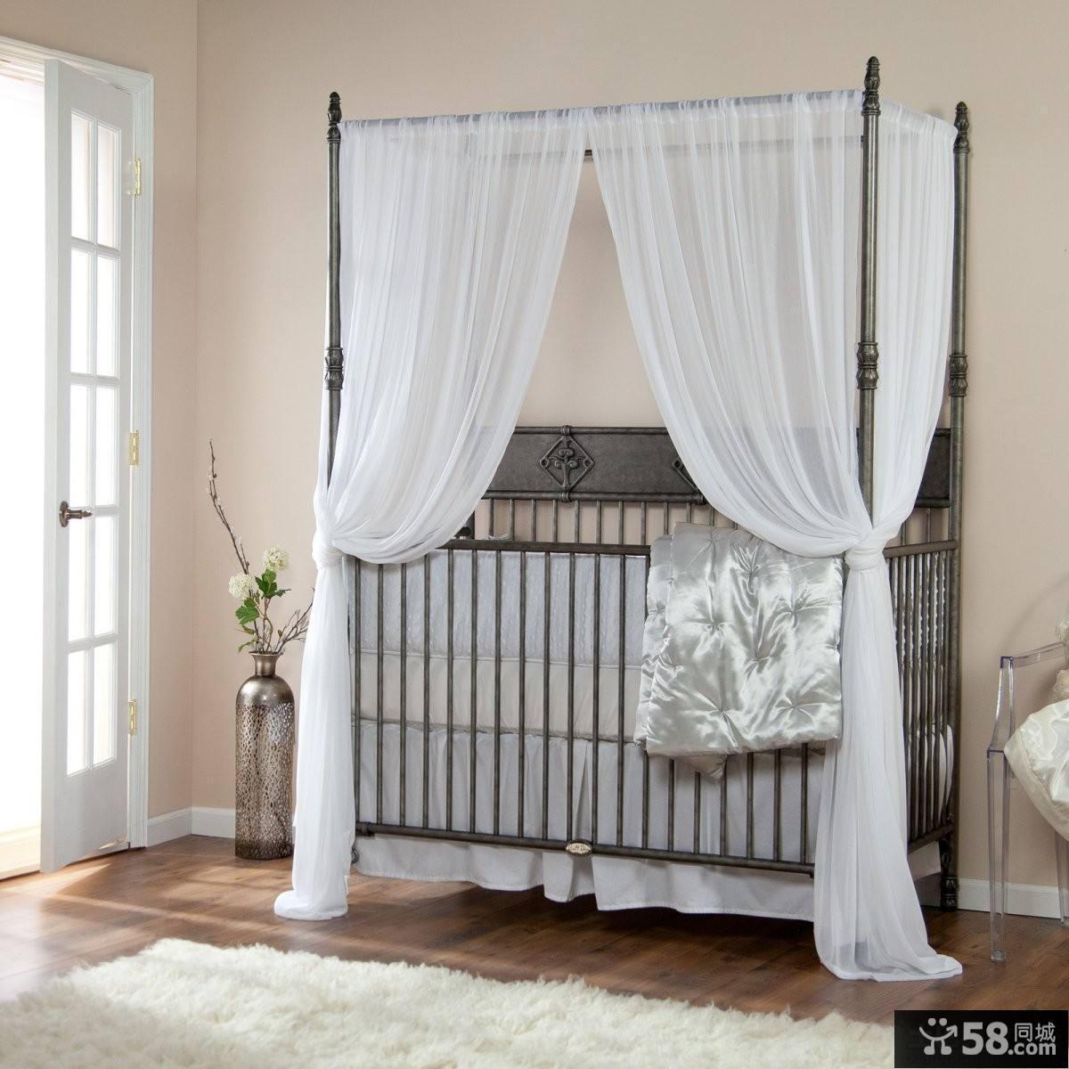 婴儿床效果图