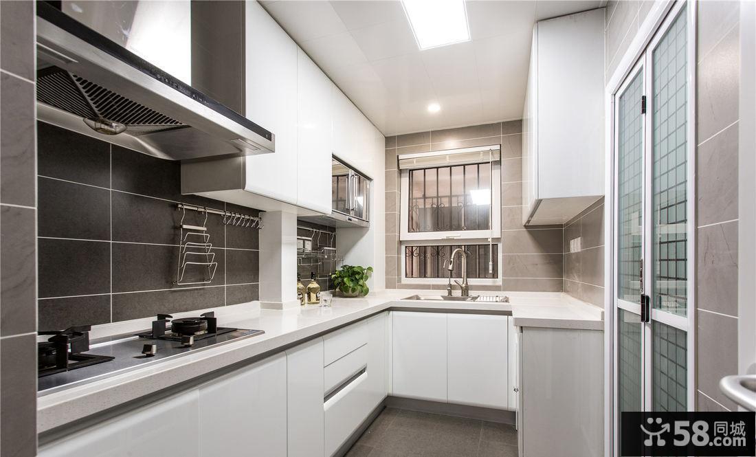 宜家风格厨房室内设计效果图 - 58装修效果图