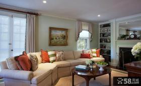 客厅沙发设计效果图片