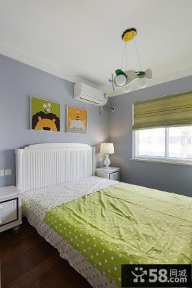 现代家居儿童房装修案例