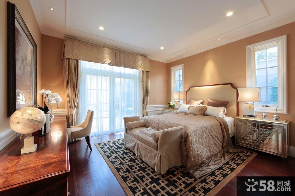 韩式卧室装潢