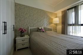 温馨美式卧室装修设计效果图