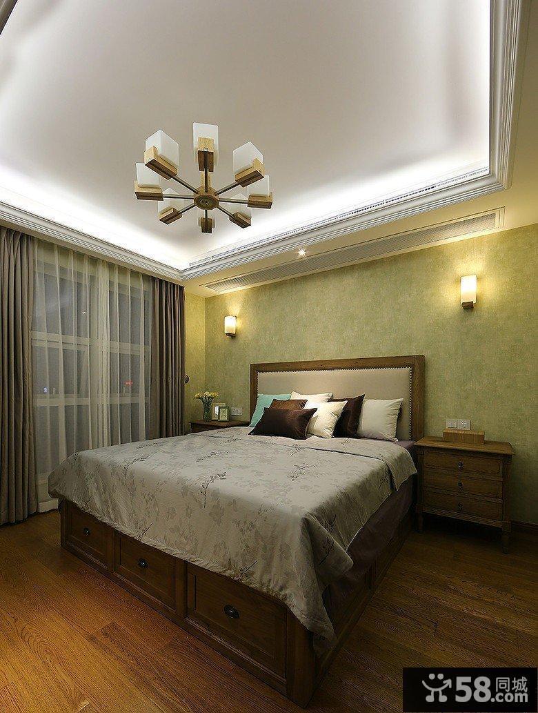 室内装饰效果图卧室