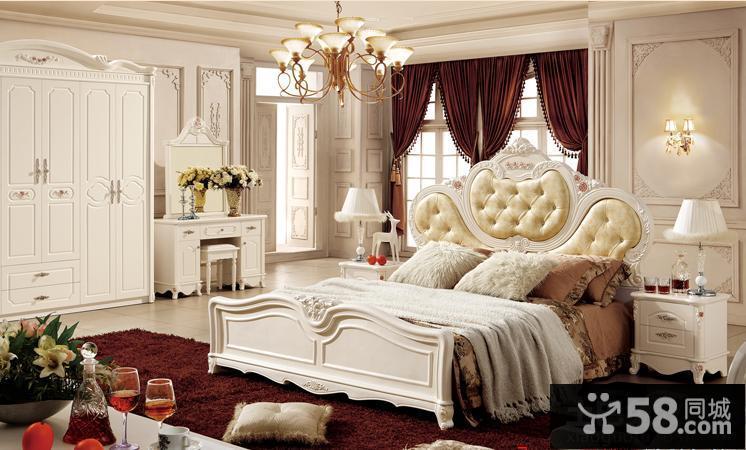 欧式别墅装修卧室