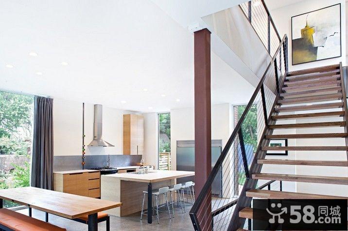 别墅客厅吊顶效果图