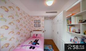 现代简约设计儿童房装修效果图