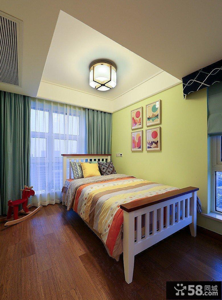 卧室棚顶装修效果图