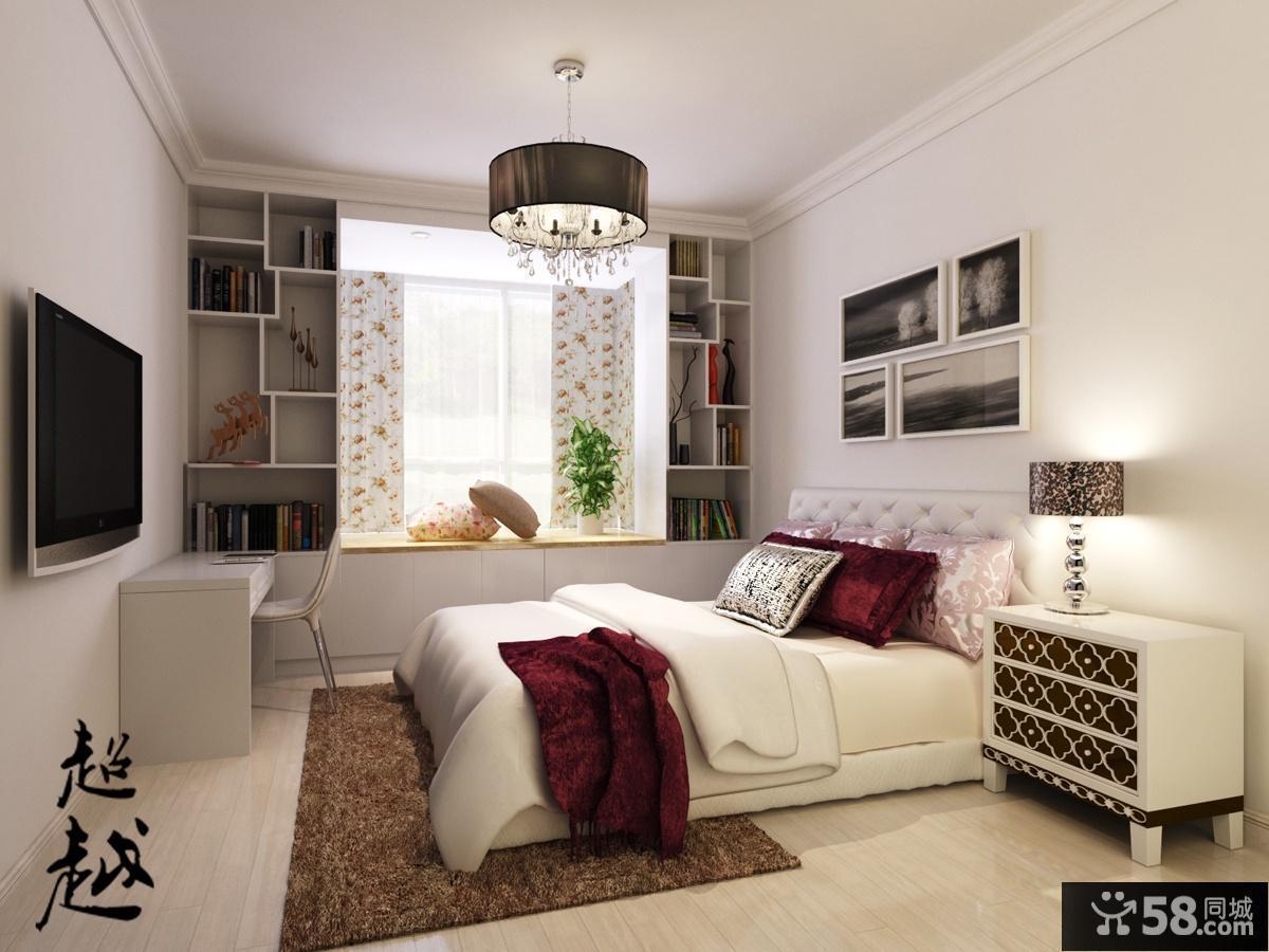 卧室天花吊灯图片欣赏
