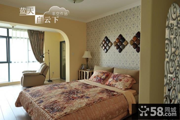 中式卧室吊灯图片欣赏