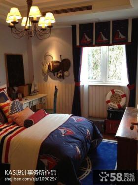 别墅儿童房室内装修设计