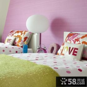 温馨浪漫的简约风格儿童房装修效果图