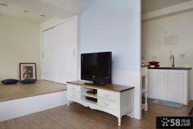 70平米宜家风格公寓装修图片案例