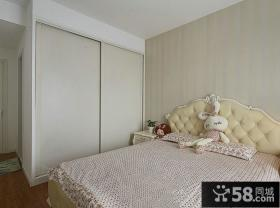 现代简约设计室内卧室装修图片