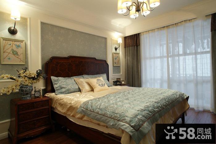 卧室墙纸颜色搭配