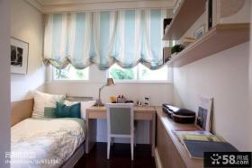 超小卧室装修效果图大全2013图片