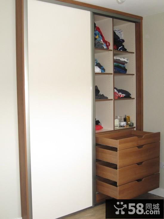 室内装修鞋柜图